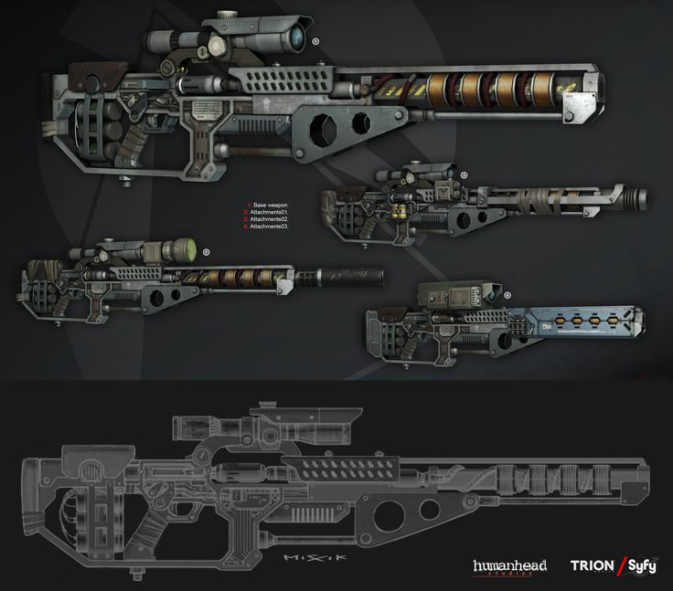 Low-tech charge sniper by chrislazzer.deviantart.com on @DeviantArt