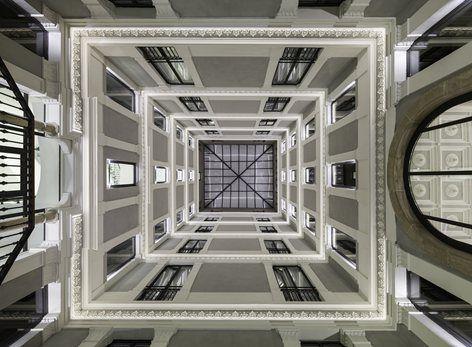 h urquinaona plaza barcelona gca arquitectos asociados