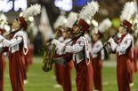 Photos - Alabama's Million Dollar Band performs at the LSU game