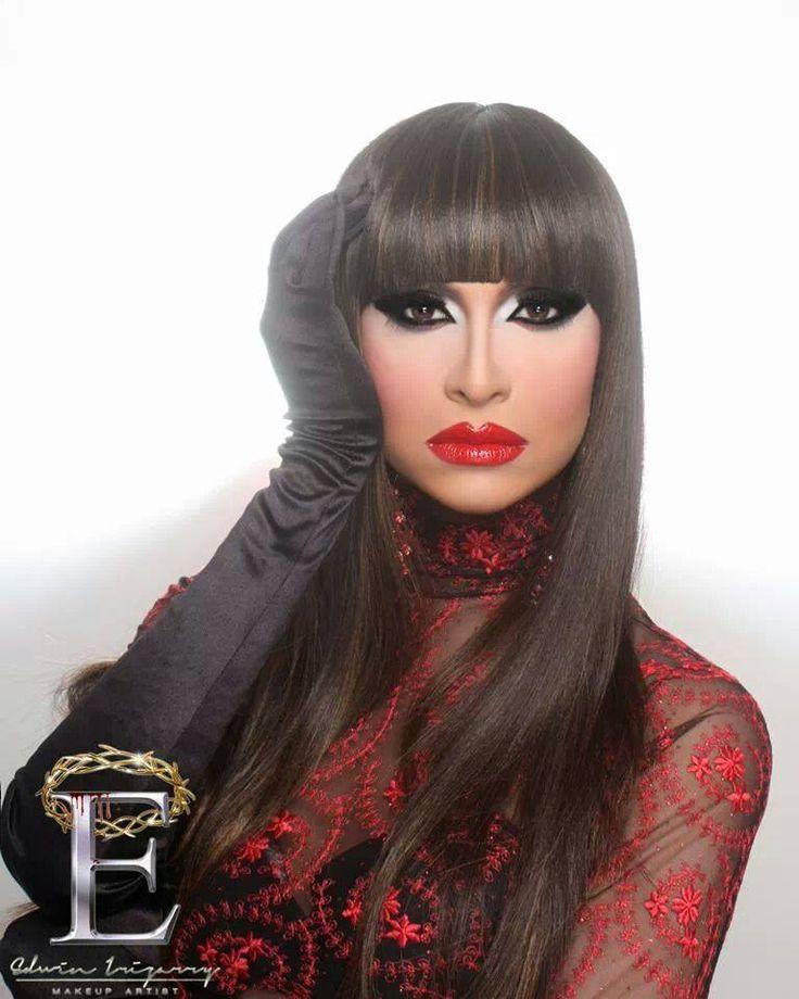 Naysha Lopez Puerto Rican drag queen for season 8 of ...