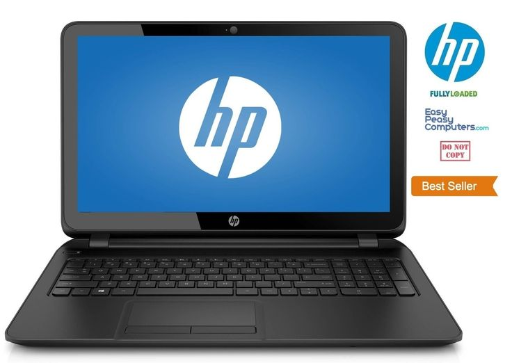 "NEW HP Laptop Computer 17.3"" Windows 10 Webcam DVD+RW Webcam WiFi (FULLY LOADED) - EasyPeasyComputers"