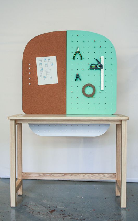 The 'peggy' compact desk.
