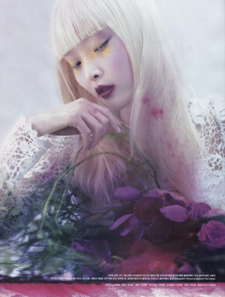 kim sung-hee by kang hyea-won for vogue korea february 2014.