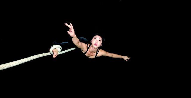 22살 이솔빛나, 그녀가 서커스에 '올인'한 이유 (한겨례)