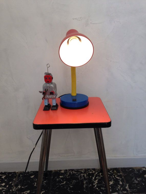 lamp workshop office child ado industrial design - Lamp Bureau Ado