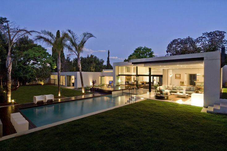 Güney Afrika'da Bir Villa - http://www.mimarimedya.com/guney-afrikada-bir-villa/