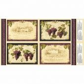 Uncorked - Placemat Multi Panel - Danhui Nai - Wilmington Prints —  Missouri Star Quilt Co.