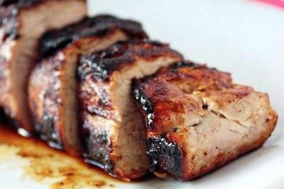 https://paleo-diet-menu.blogspot.com/ #PaleoDiet Honey Butter Pork Tenderloin(not for me since I dont like pork)