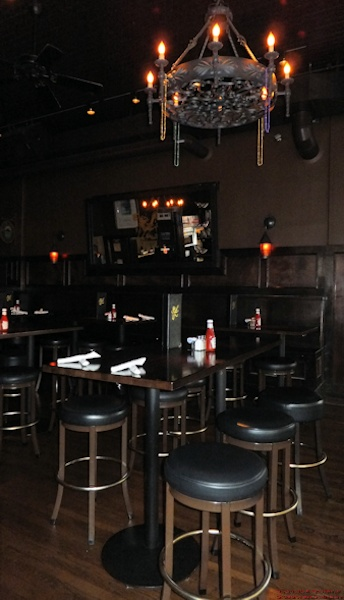 In the heart of historic Old Town Portland, Oregon reigns the Thirsty Lion Pub and Grill.