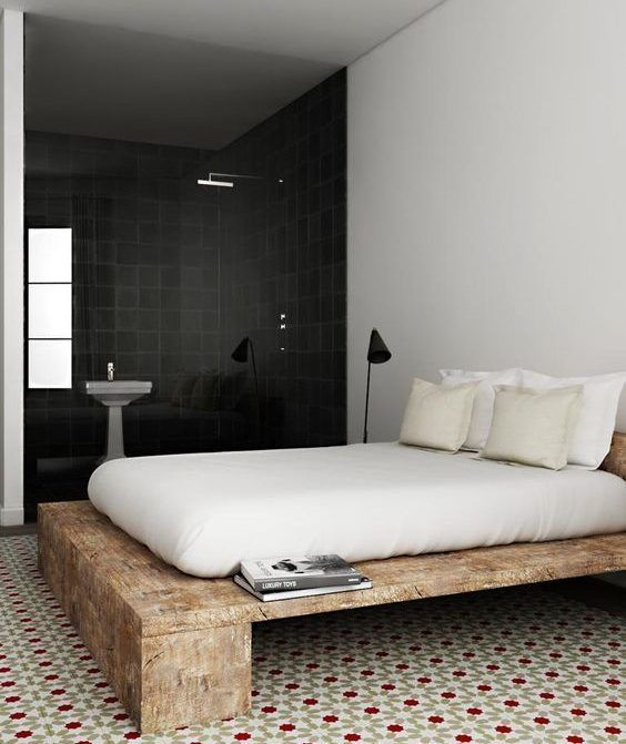 Die Besten Holzbalken Bett Ideen Auf Pinterest Altholz