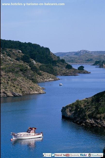 Addaia (MENORCA) http://www.hoteles-y-turismo-en-baleares.com/ #turismoBaleares #balearicTourism