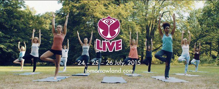 Tomorrowland 2015 | Tomorrowland LIVE