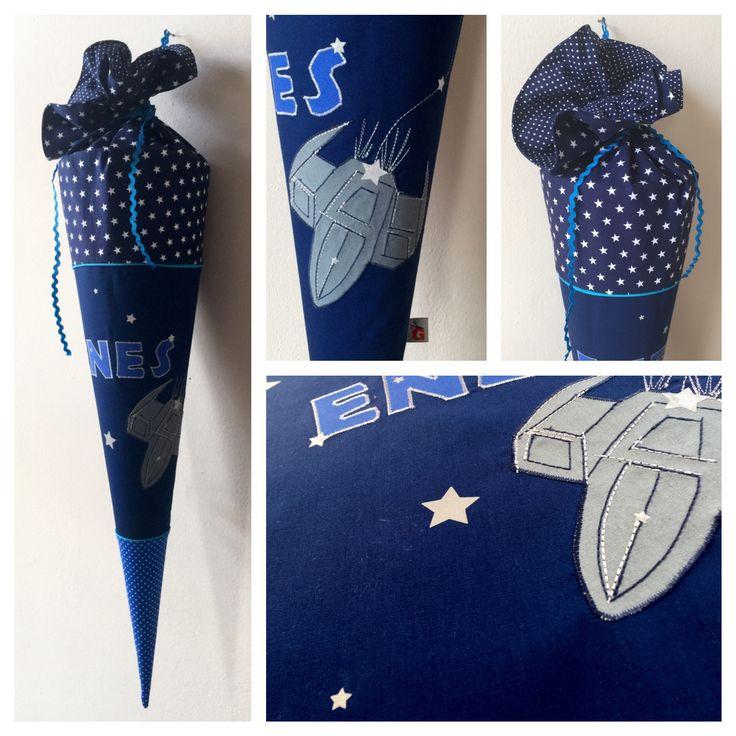 Schultüte Sternenflieger