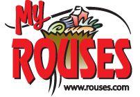 Rouses - Facebook https://www.facebook.com/RousesMarkets, Pinterest http://pinterest.com/rousesmarkets/, Twitter https://twitter.com/#!/RousesMarkets