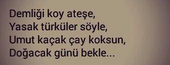 #türkü #kaçakçay #umut