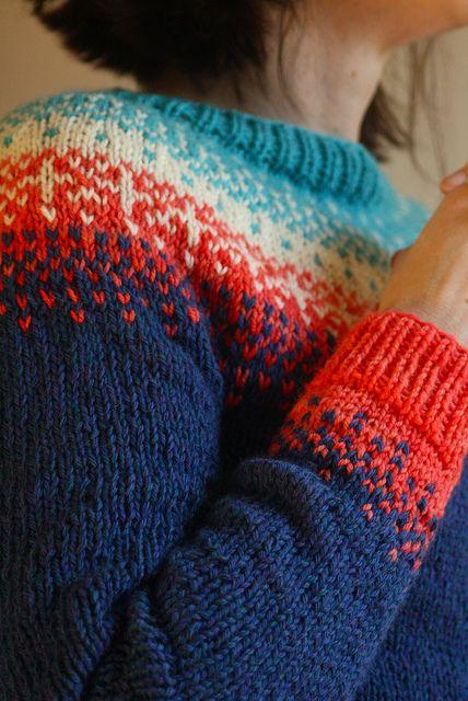 Sweater love - hiro detail by shutterhoney, via Flickr
