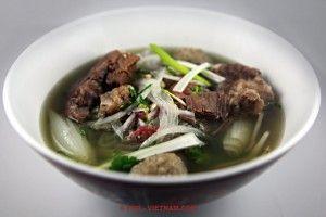 Een kom Pho (foto: Pho Vietnam © ZYX Media)