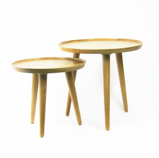 Nordic side tables
