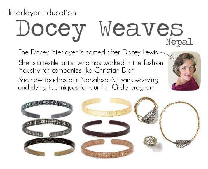 Docey interlayers. www.coloryouhappy.mycolorbyamber.com