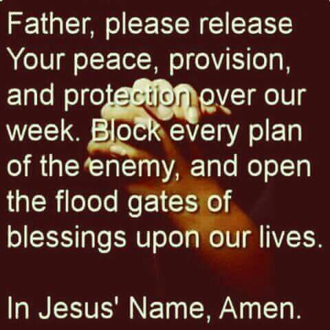 Amen, Jesus