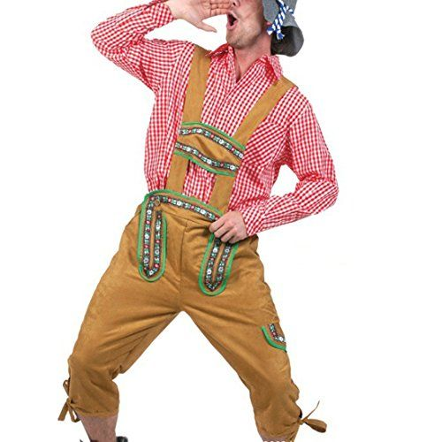 Herren Franzl mit Traegern Kniebund Kostuem Trachten Oktoberfest Khaki Fashing Hose (44, #1) Fashion Season http://www.amazon.de/dp/B00LMXT97Y/ref=cm_sw_r_pi_dp_ArpXtb08ZQA1Y4A1