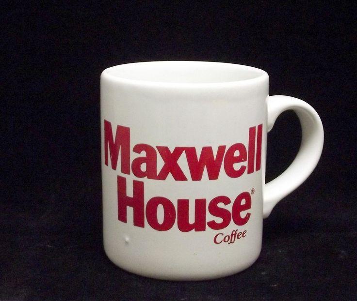 Maxwell House ; Mug