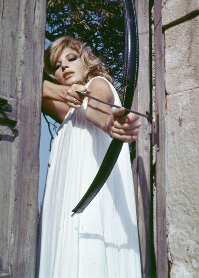 Modesty Blaise - Monica Vitti
