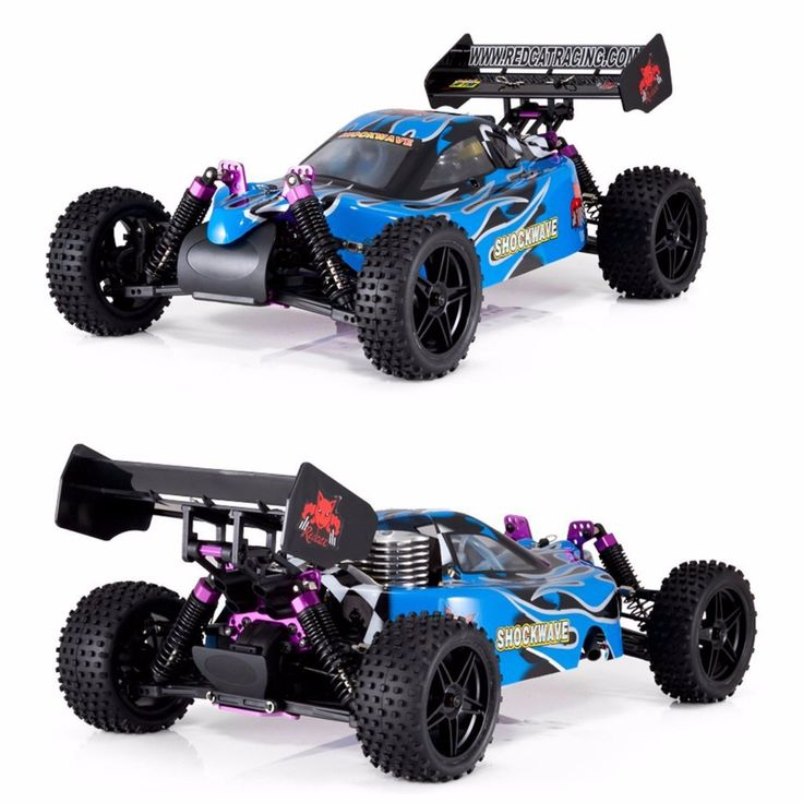 Rc Trucks Gas Powered Remote Control Car For Boys Gas Powered Rc Trucks 4x4 New | eBay