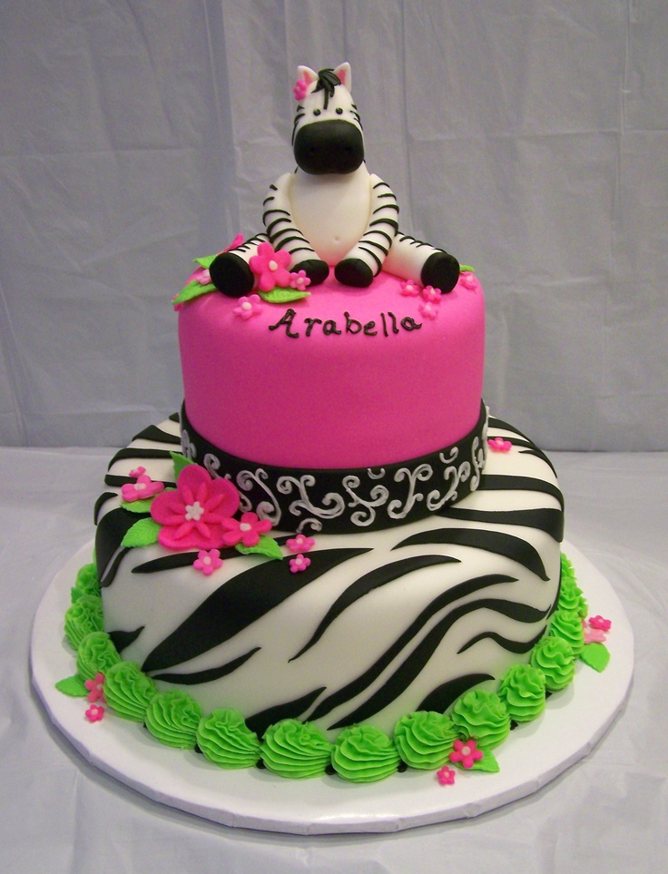 zebra baby shower cake zebra cakes pinterest cakes showers
