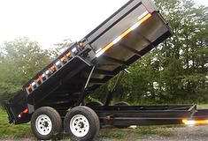Utility Trailers, Enclosed Cargo Trailers, Dump Trailers etc. for Sale