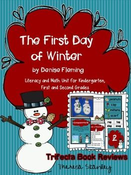 The First Day of Winter  ~ Literacy and Math Grades K-2.  Fully Integrated unit plan.  Not too mention completely adorable!