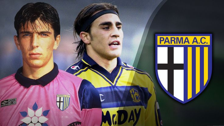 G. Buffon et F. Cannavaro #9ine @Parma