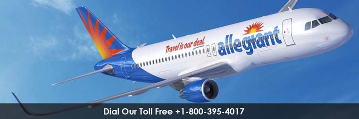 Allegiant airlines are one of the classic airlines in the