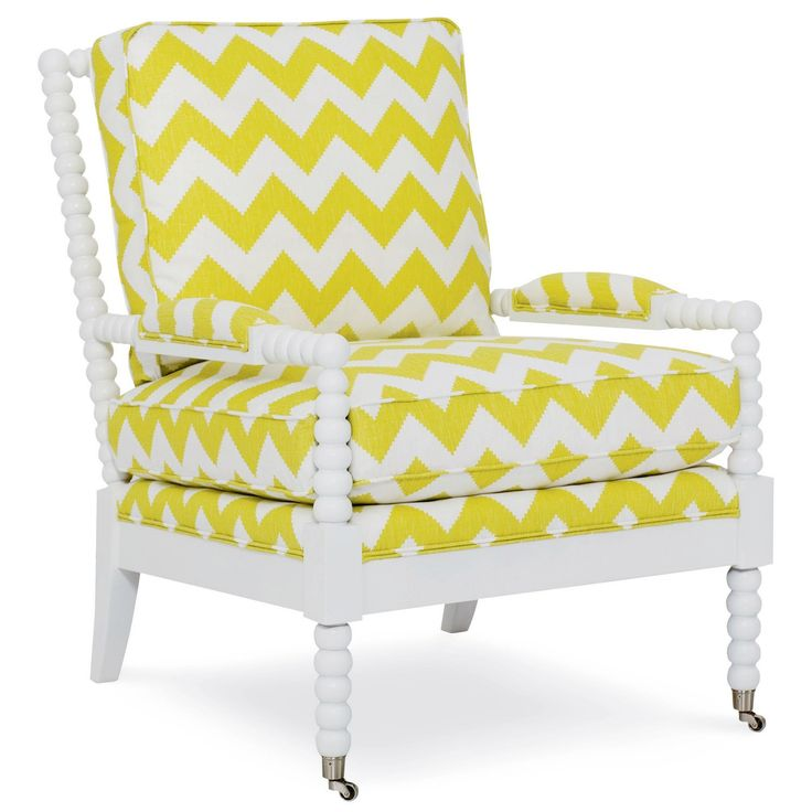 Spool Chair From Layla Grace (copy Cat Chic: Z Gallerie Spindle Chair U0026  Ottoman