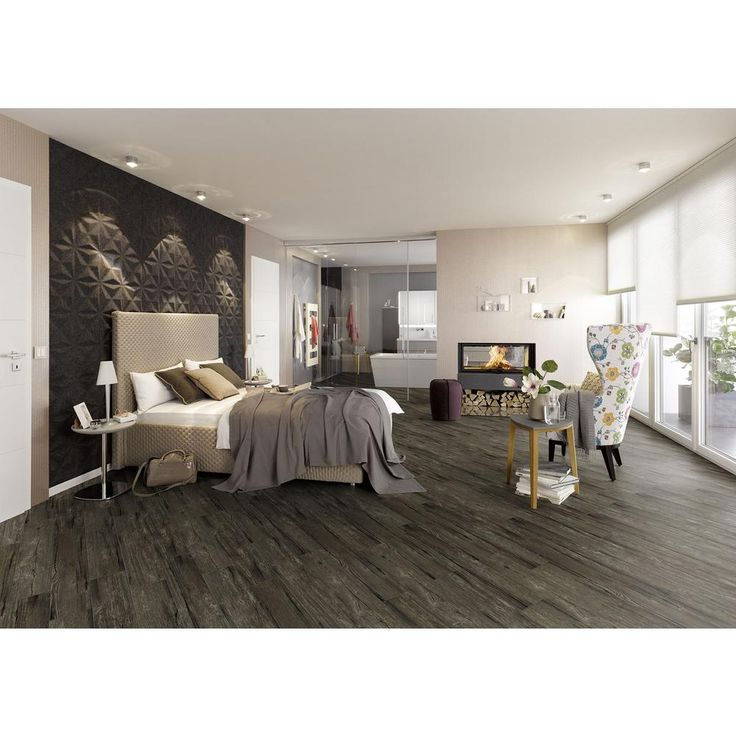 Trafficmaster Walnut Ember Grey 6 In X 36 In Peel And Stick Vinyl Plank 36 Sq Ft Cas Vinyl Plank Flooring Peel And Stick Vinyl Grey Vinyl Plank Flooring