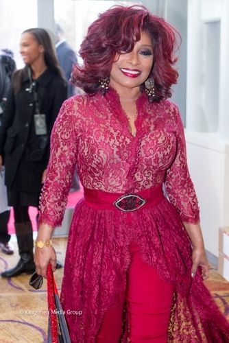 Chaka Khan  -- Yeah, I know she's old! Still does it for me!