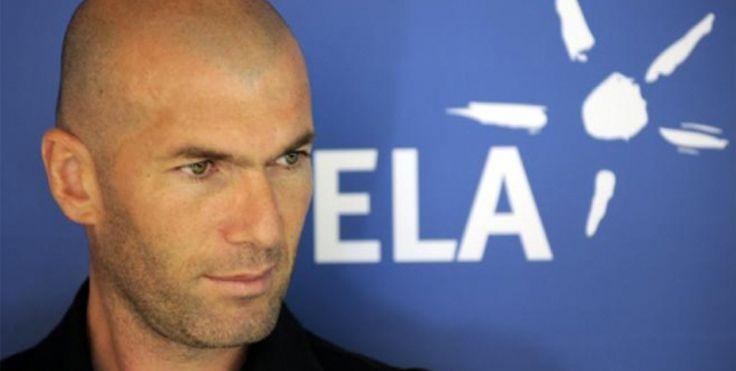 Le célèbre footballeur français, Zinedine Zidane, qui a mené les bleus à la victoire lors de la coupe du monde de 1998 est le parrain de l'association ELA. Il a promis de répondre toujours présent pour ces enfants.  #Zizou #ELA @ZidaneOfficial_ @ELAOfficielle  #Reusta4ever