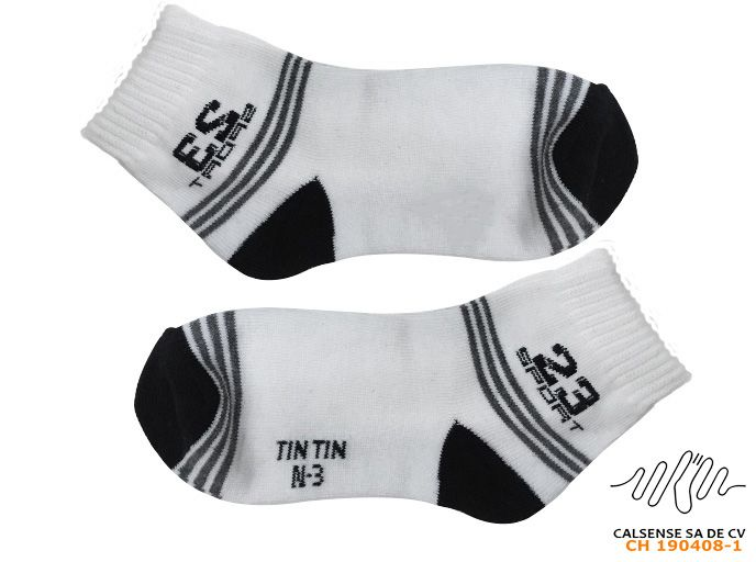 sockenkauf24 Calcetines cortos para ni/ño