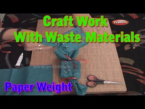 Best 25 waste material craft ideas on pinterest craft for Craft work with waste material