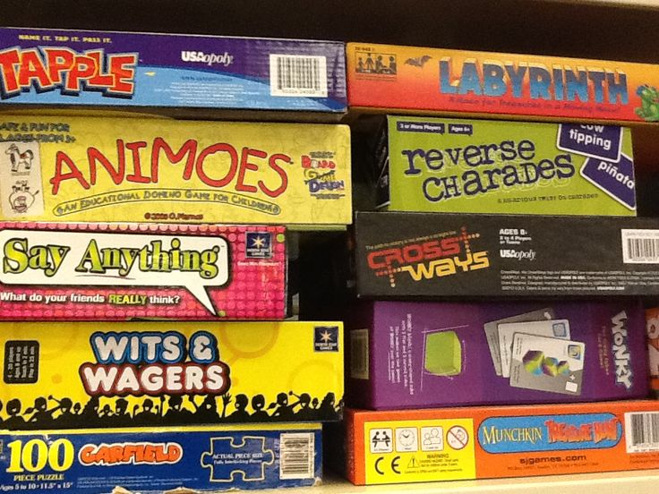 Plenty of board games to choose from ;)    #gamesatthelibrary #boardgames