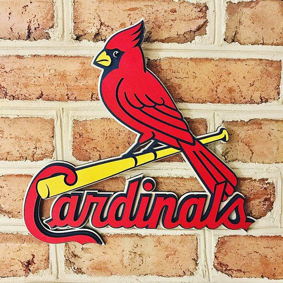Youve spent $70 on worse, right? Might as well have a custom piece to help support your team! This sign is so cool even the most strict wives will let it slide... even my wife did! Measuring just over 15in high, this sign is very impressive and will make any Cardinals fans day. One of a kind 3D art Sign in limited production! Shipping is a flat fee if $7.99  Other custom pieces can be made by request, seriously we can make anything