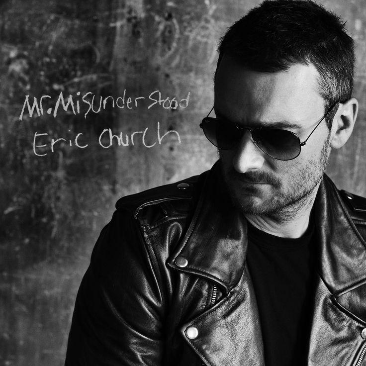 ERIC CHURCH'S NEW 'MR. MISUNDERSTOOD' ALBUM IS A WELCOME SURPRISE #EricChurch #ChurchChior #CountryMusic