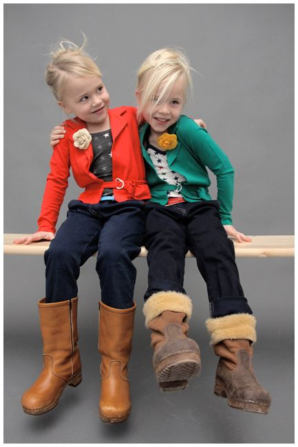 Get a cute picture of my child or children with their Bestfriend to show in the future when still friends