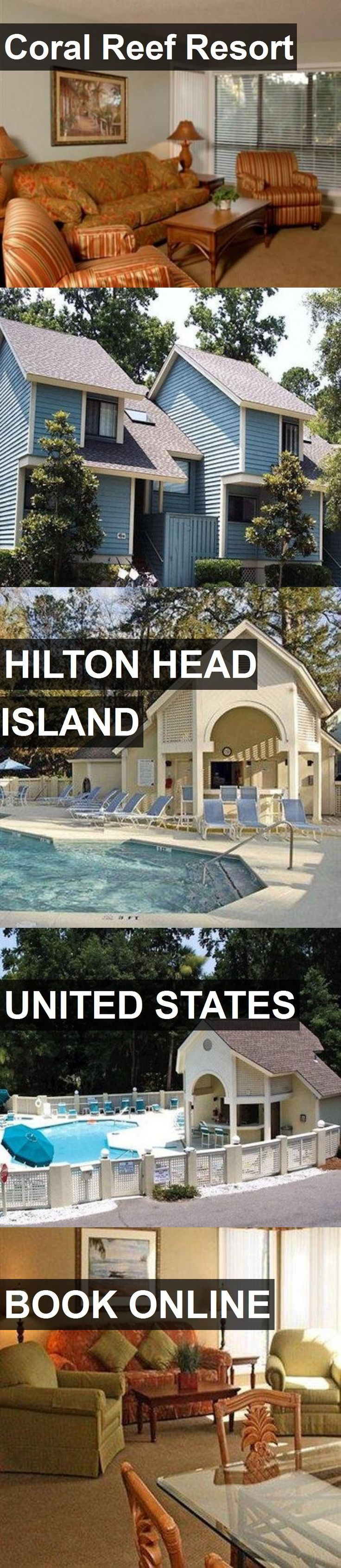 Hotel Coral Reef Resort in Hilton Head Island, United States. For more information, photos, reviews and best prices please follow the link. #UnitedStates #HiltonHeadIsland #travel #vacation #hotel