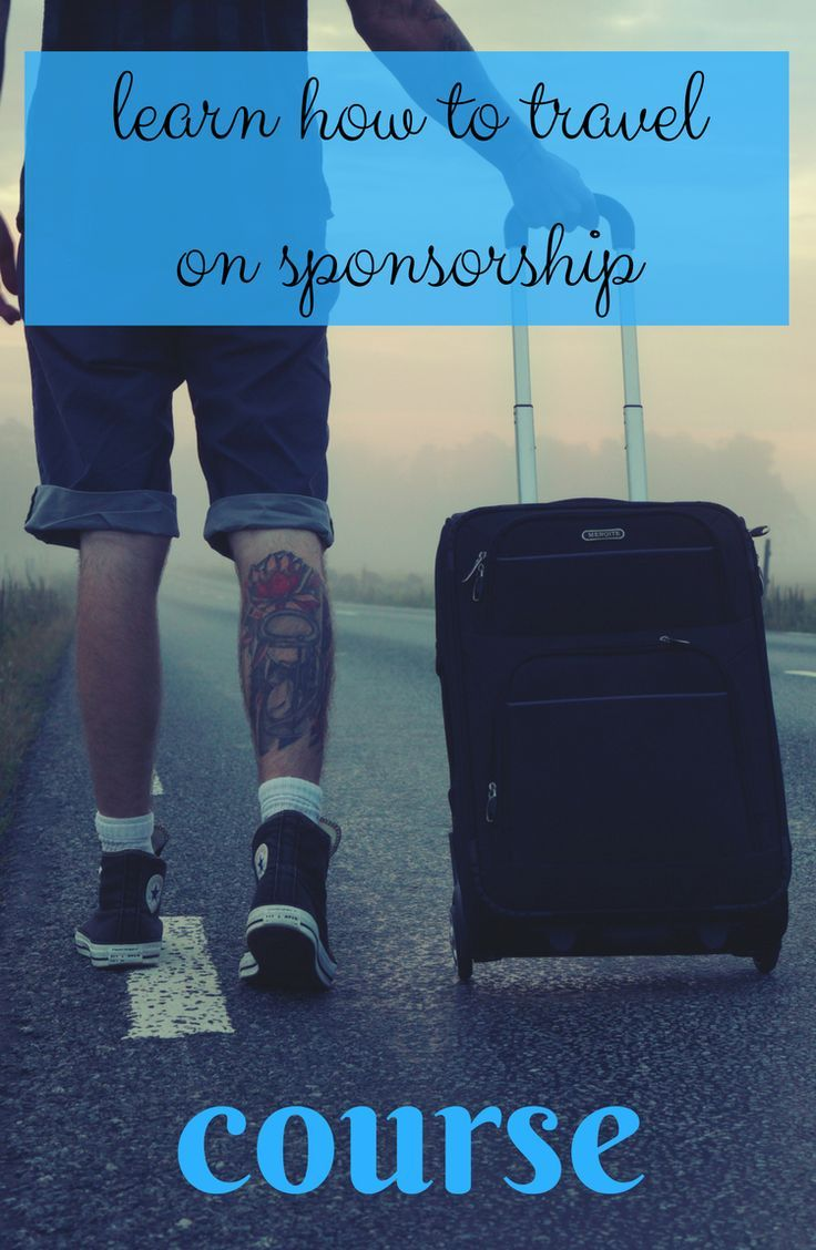 Learn how to make the perfect travel sponsorship letter sample #travel