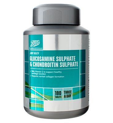 #Boots Pharmaceuticals Boots Glucosamine Sulphate 500 mg, Chondroitin #120 Advantage card points. FREE Delivery on orders over 45 GBP. (Barcode EAN=5045097866592)
