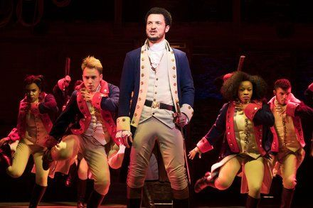 Hamilton Rounds Off a Year When London Theater Embraced the New