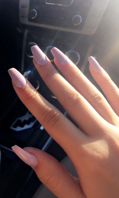 The 25 Best Tapered Square Nails Ideas On Pinterest