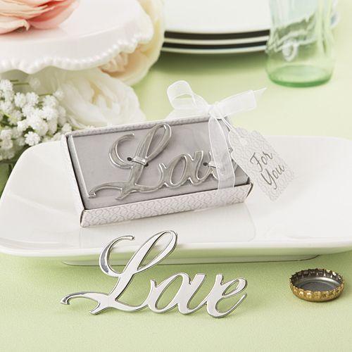 96 Love Theme Bottle Opener Wedding Favors