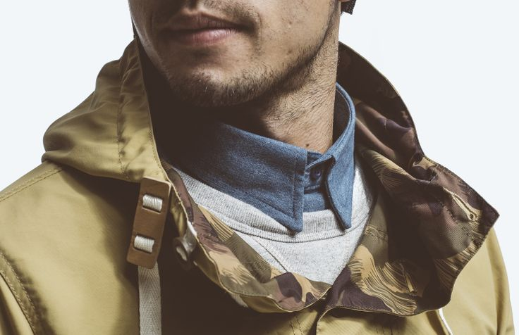 Stylish outdoor layers   Parca Equipment Co.